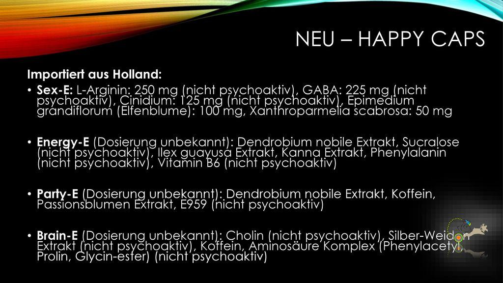 NEU – Happy caps Importiert aus Holland: