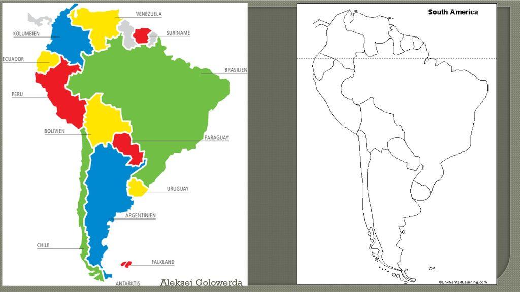Land Kfz-Zeichen Argentinien RA Bolivien BOL Brasilien BR Chile RCH
