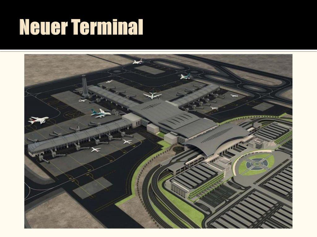Neuer Terminal