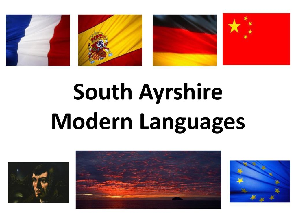 South Ayrshire Modern Languages