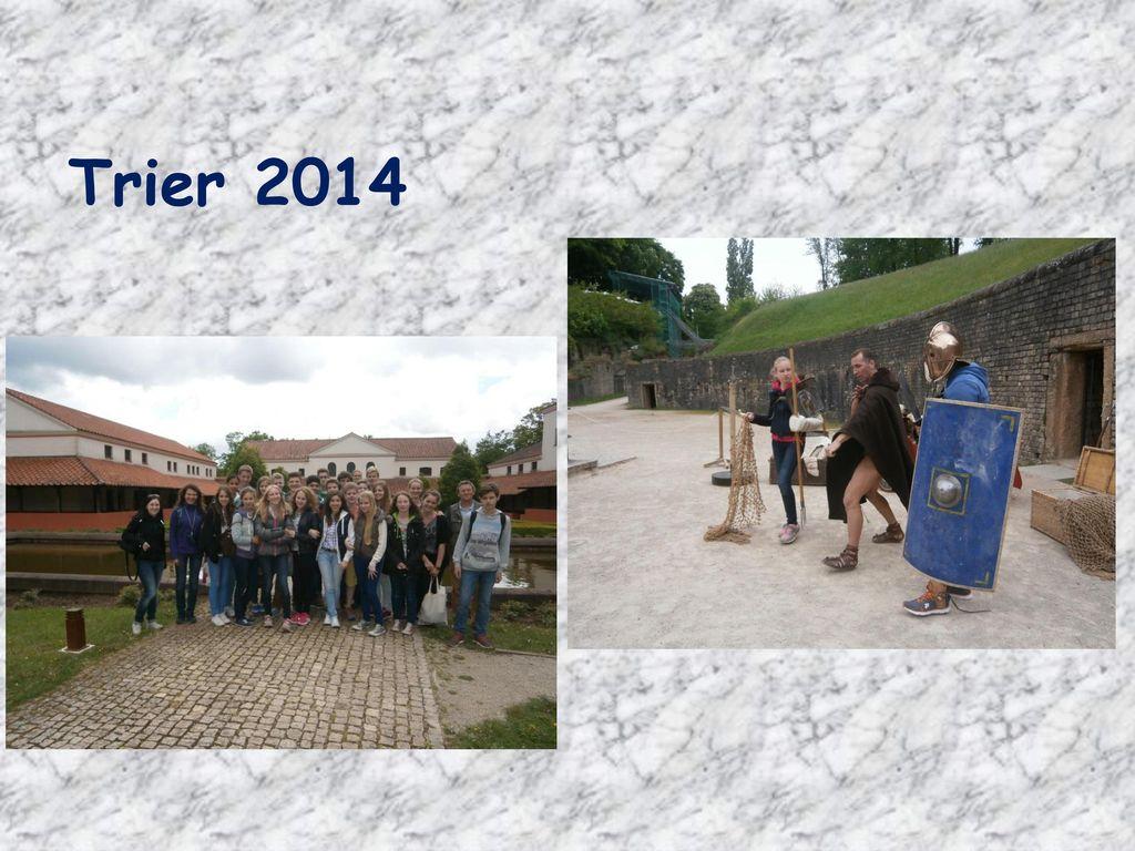 Trier 2014