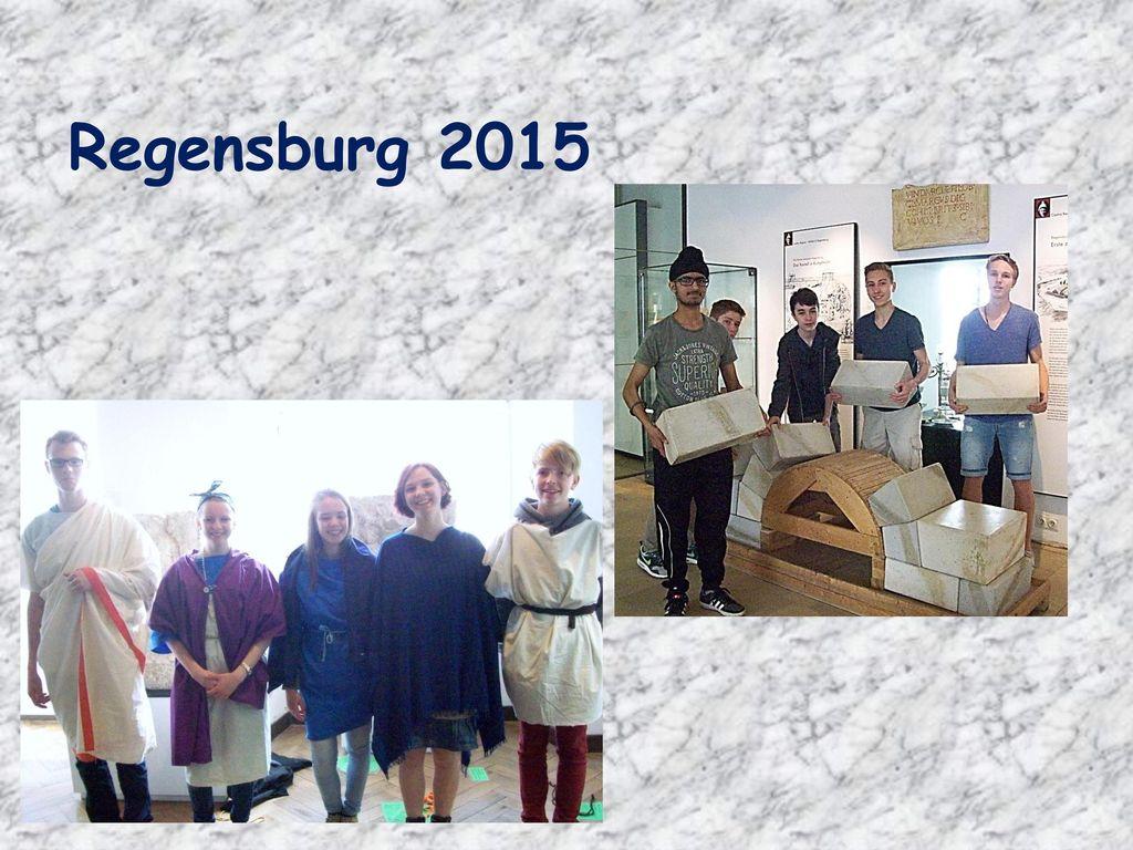 Regensburg 2015