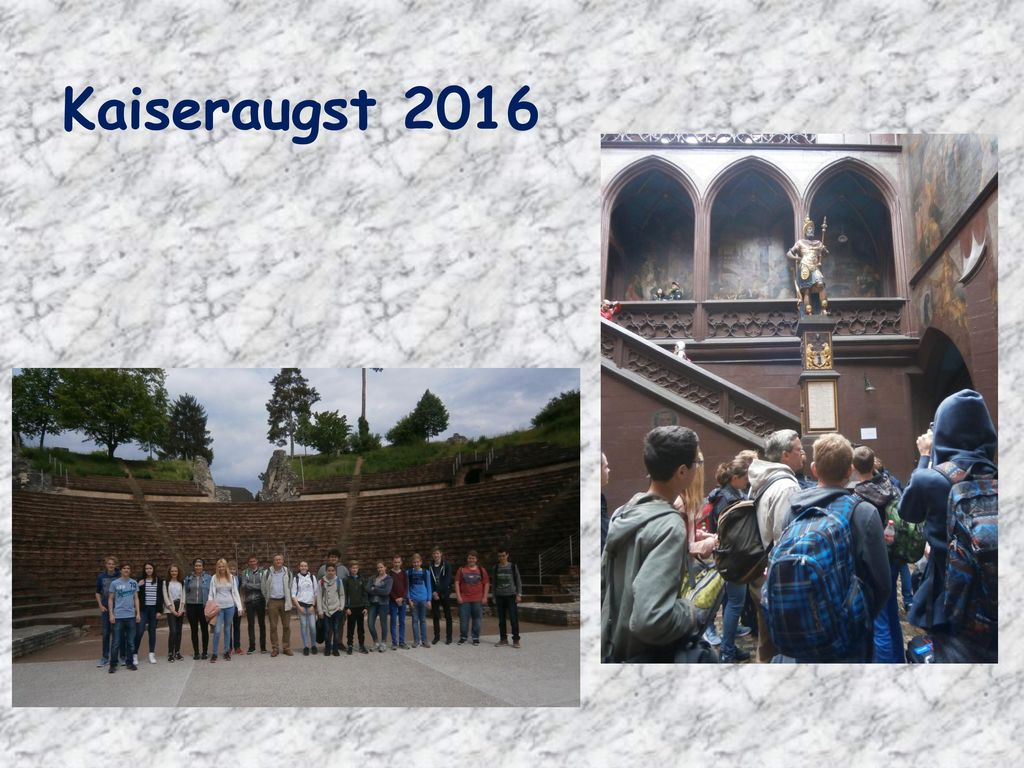 Kaiseraugst 2016