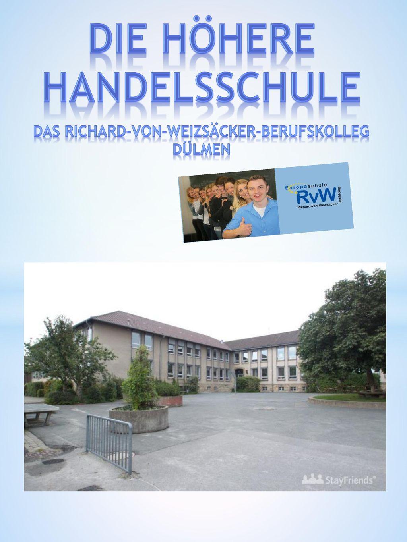Die Höhere Handelsschule