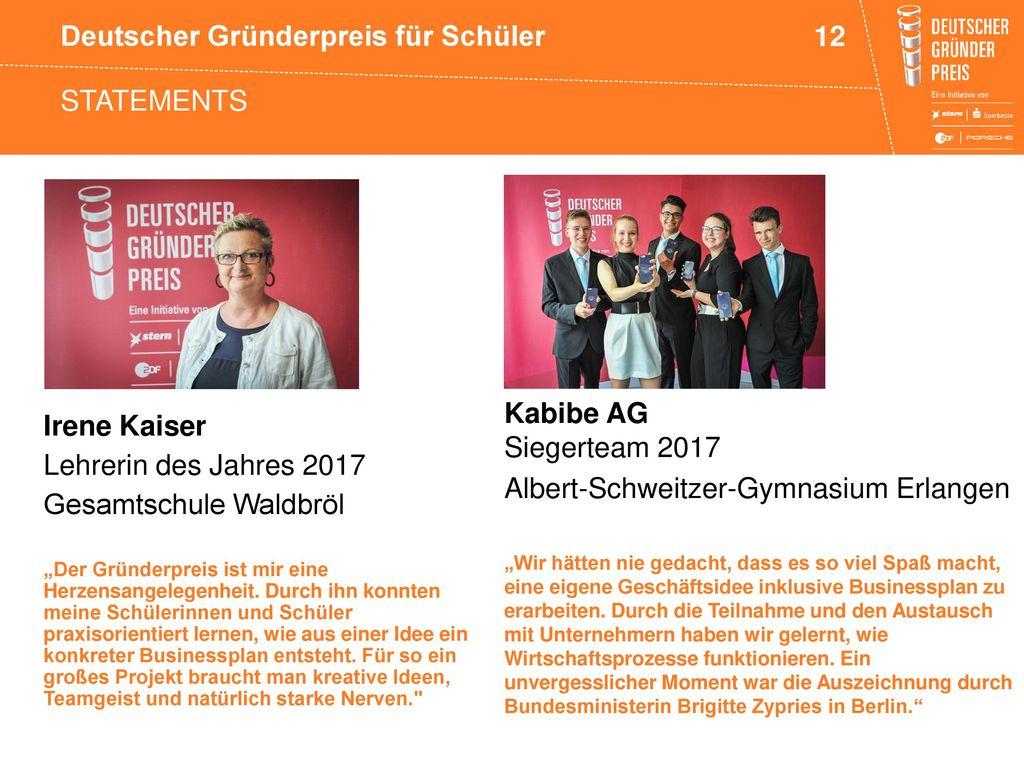 Gesamtschule Waldbröl Kabibe AG Siegerteam 2017