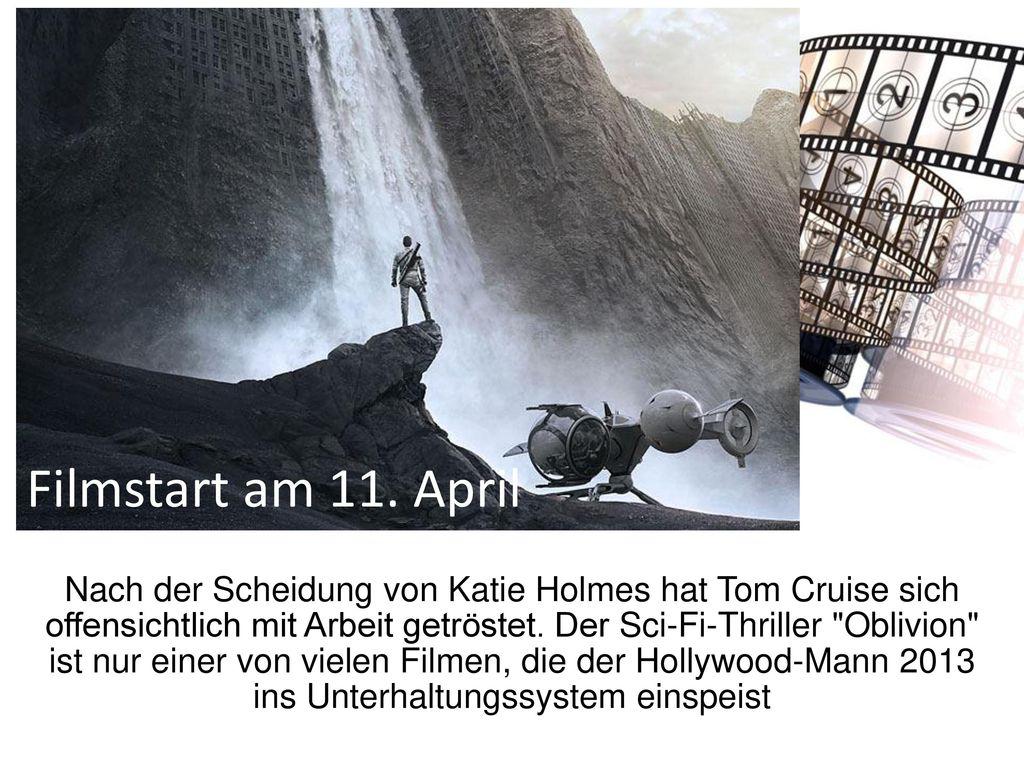 Filmstart am 11. April