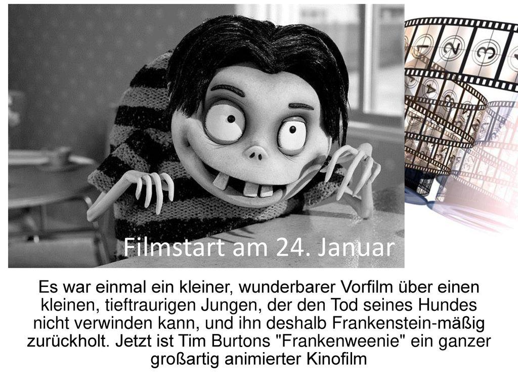 Filmstart am 24. Januar