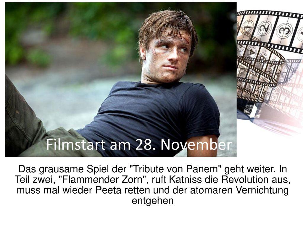 Filmstart am 28. November