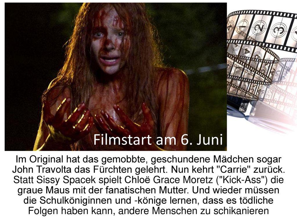 Filmstart am 6. Juni