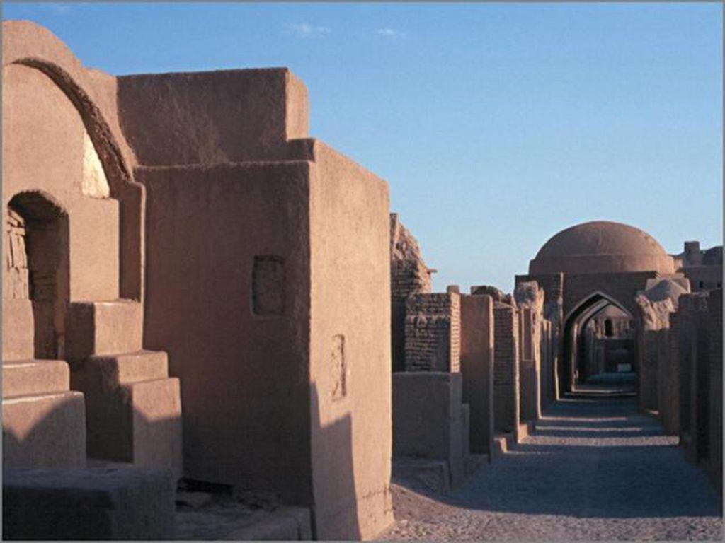Tempelanlage in Saqqara, Ägypten (in der Nähe von Kairo) ca. 2600 v