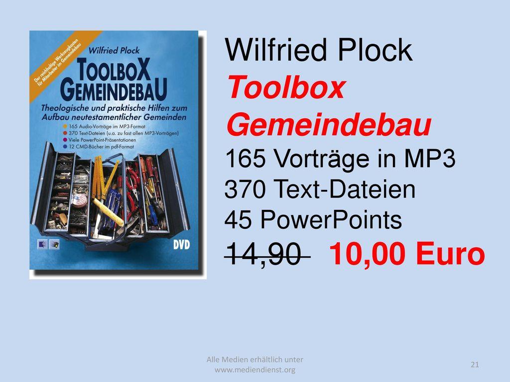 Alle Medien erhältlich unter www.mediendienst.org
