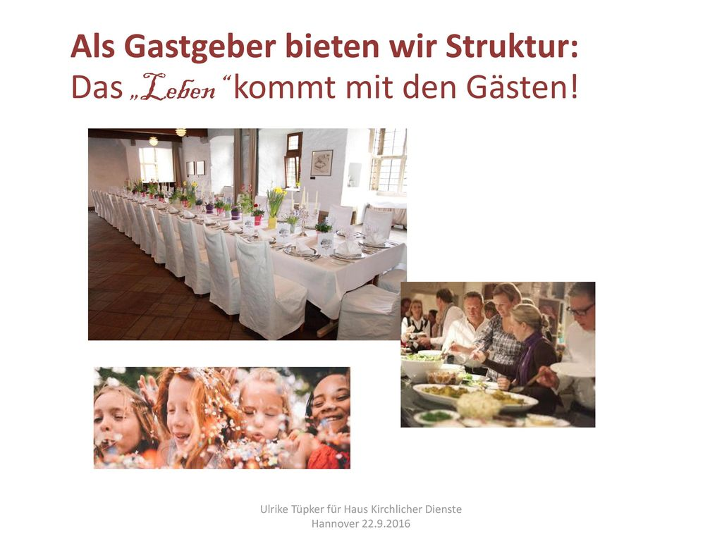 """Als Gastgeber bieten wir Struktur: Das """"Leben kommt mit den Gästen!"""