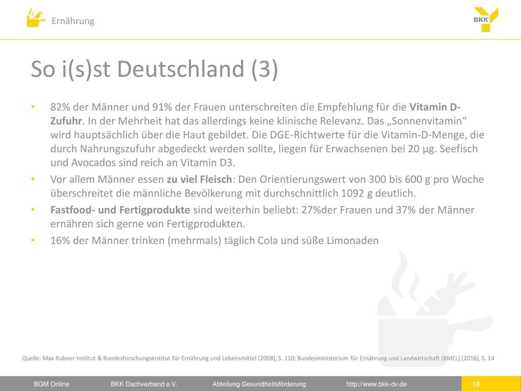 So i(s)st Deutschland (3)