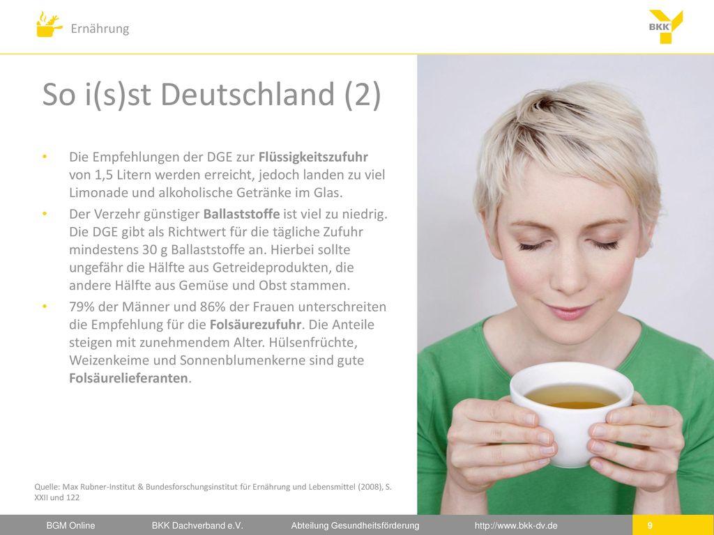 So i(s)st Deutschland (2)