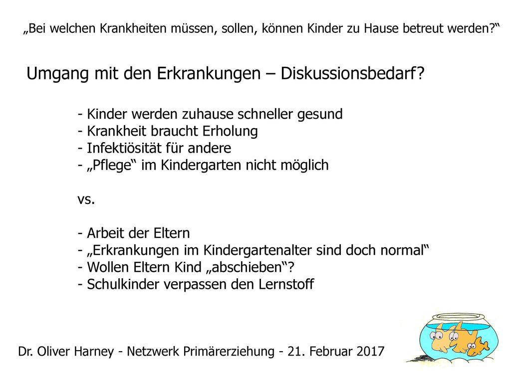 Dr. Oliver Harney - Netzwerk Primärerziehung - 21. Februar 2017
