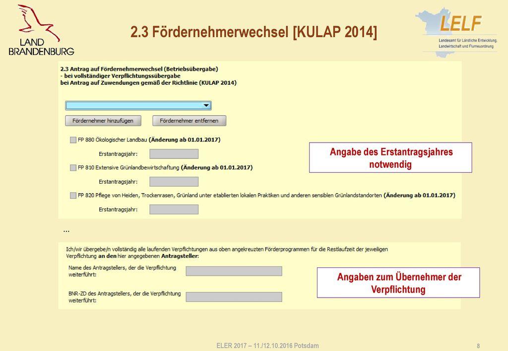 """Formular """"Auflistung der Greening-Flächen Service - Hilfe für Anbauplanung 2017"""