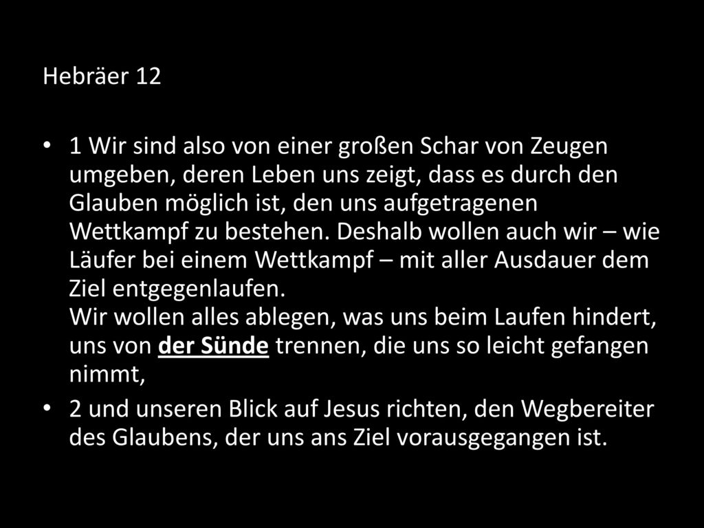 Hebräer 12