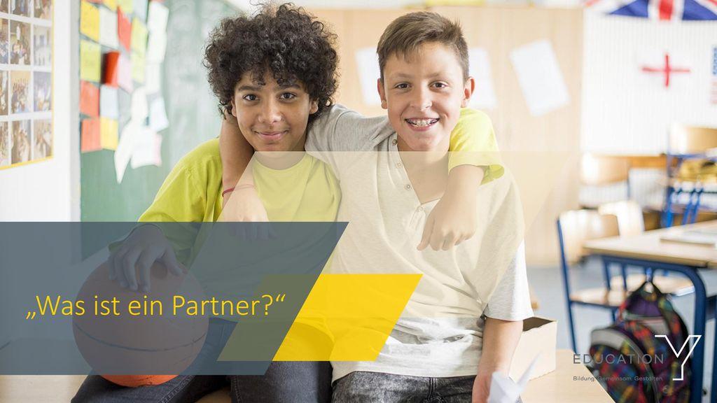 """""""Was ist ein Partner"""