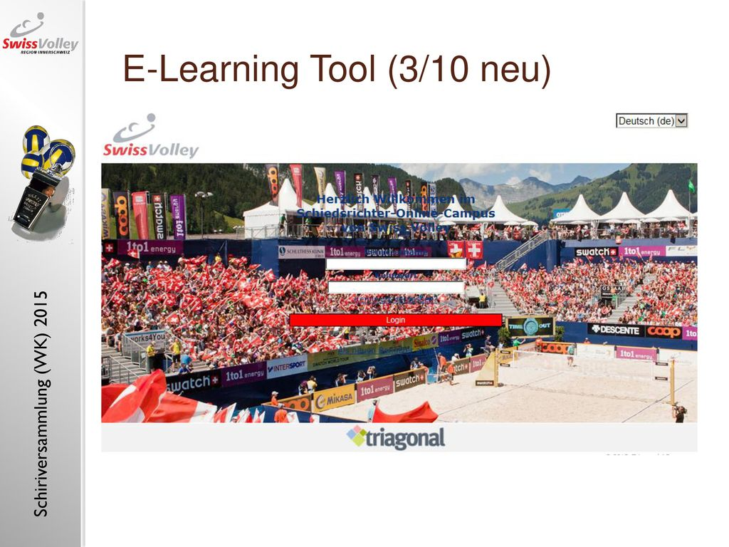 E-Learning Tool (3/10 neu)