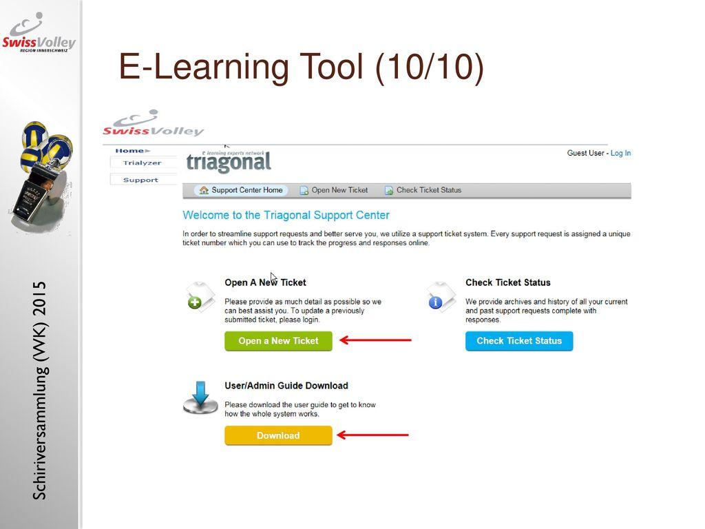 E-Learning Tool (10/10)