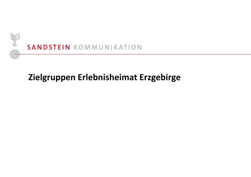 Zielgruppen Erlebnisheimat Erzgebirge