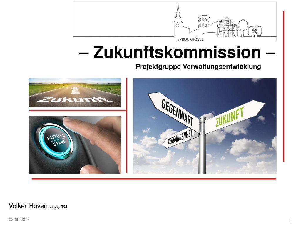 Projektgruppe Verwaltungsentwicklung