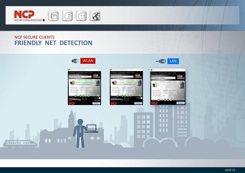 Friendly Net Detection