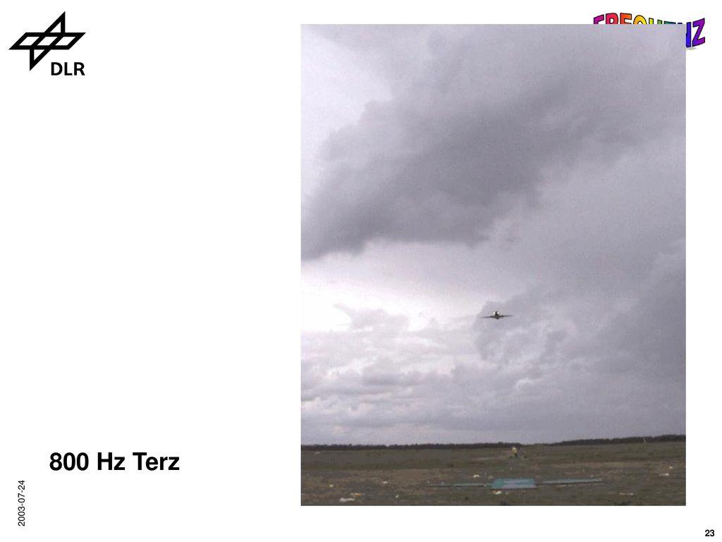 Hohlraum am Drain Mast 2003-07-24