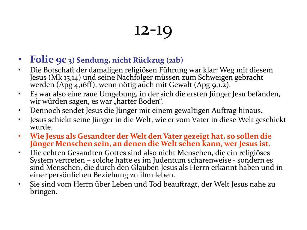 12-19 Folie 9c 3) Sendung, nicht Rückzug (21b)