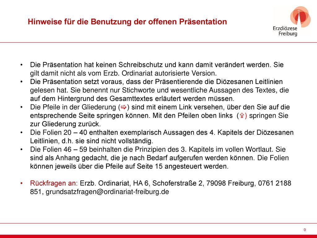 www.erzbistum-freiburg.de