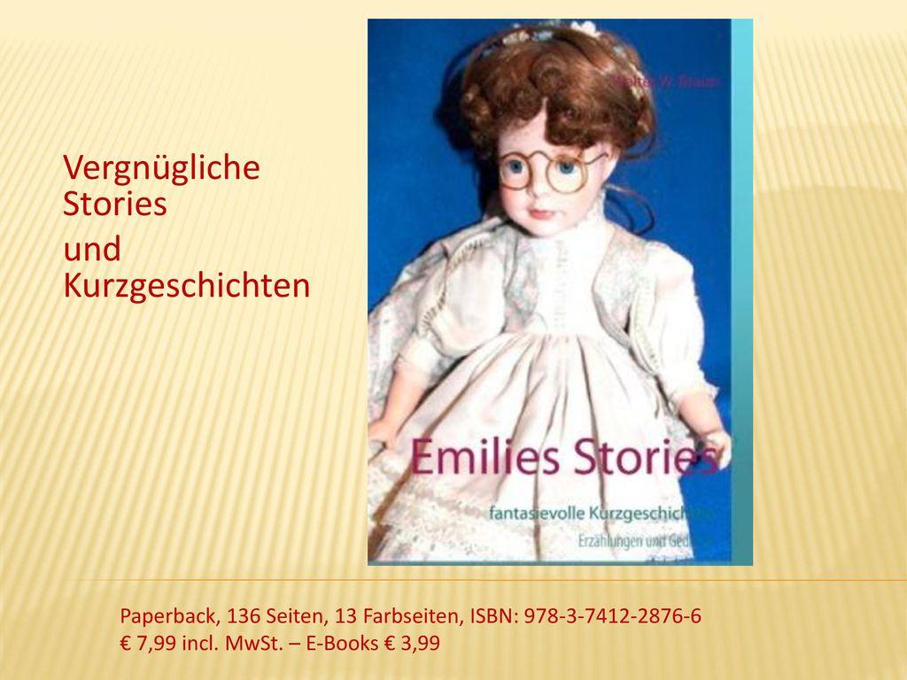 Vergnügliche Stories und Kurzgeschichten