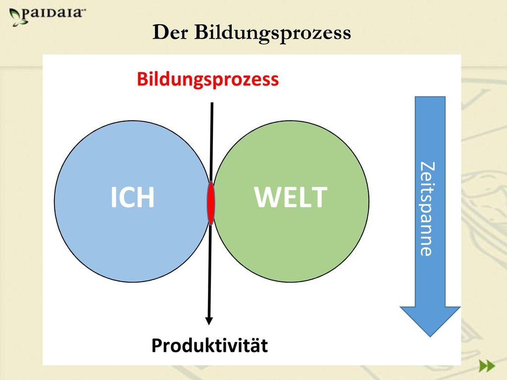 Der Bildungsprozess
