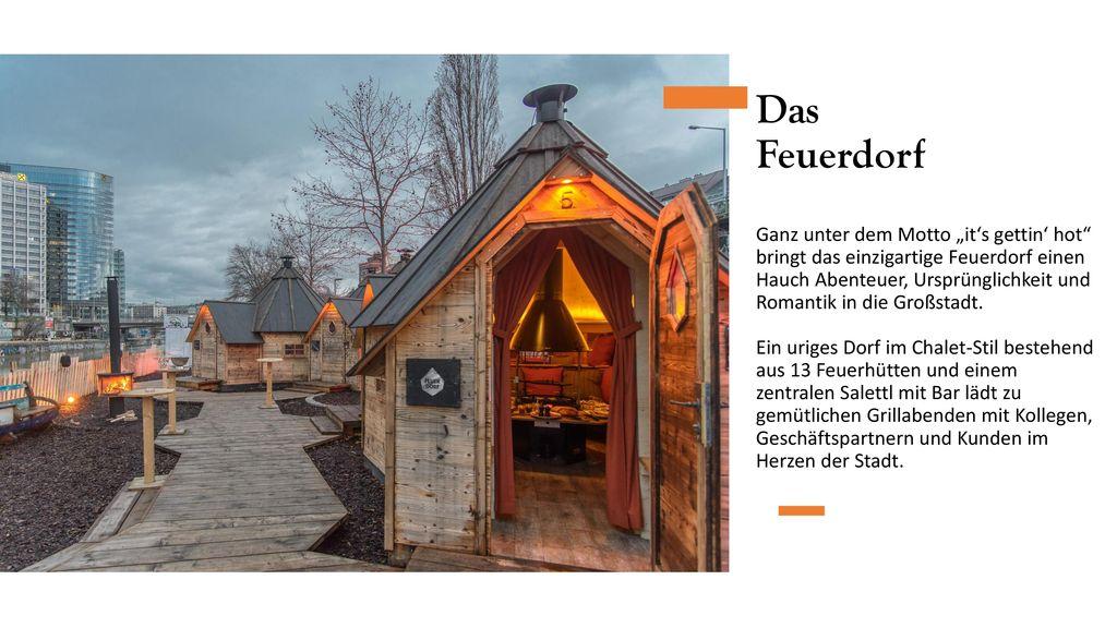 Das Feuerdorf.