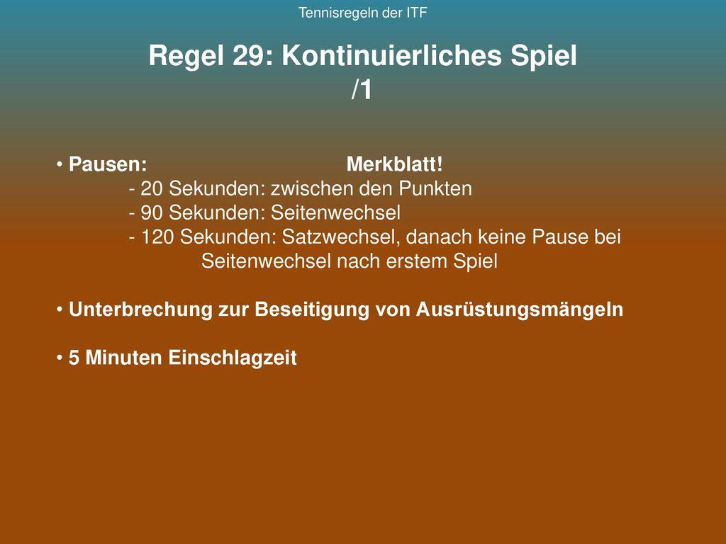 Regel 28: Oberschiedsrichter, Schieds- und Linienrichter /3