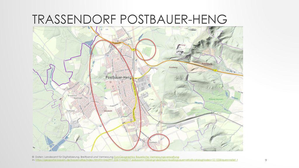 Trassendorf Postbauer-Heng