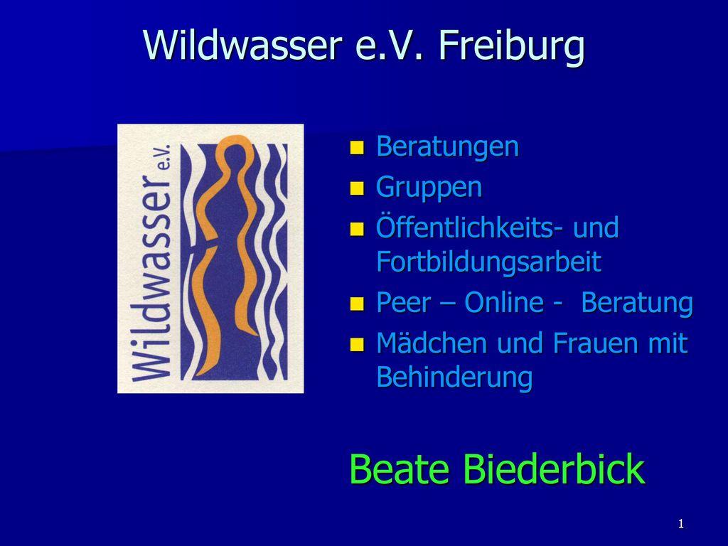 Wildwasser e.V. Freiburg