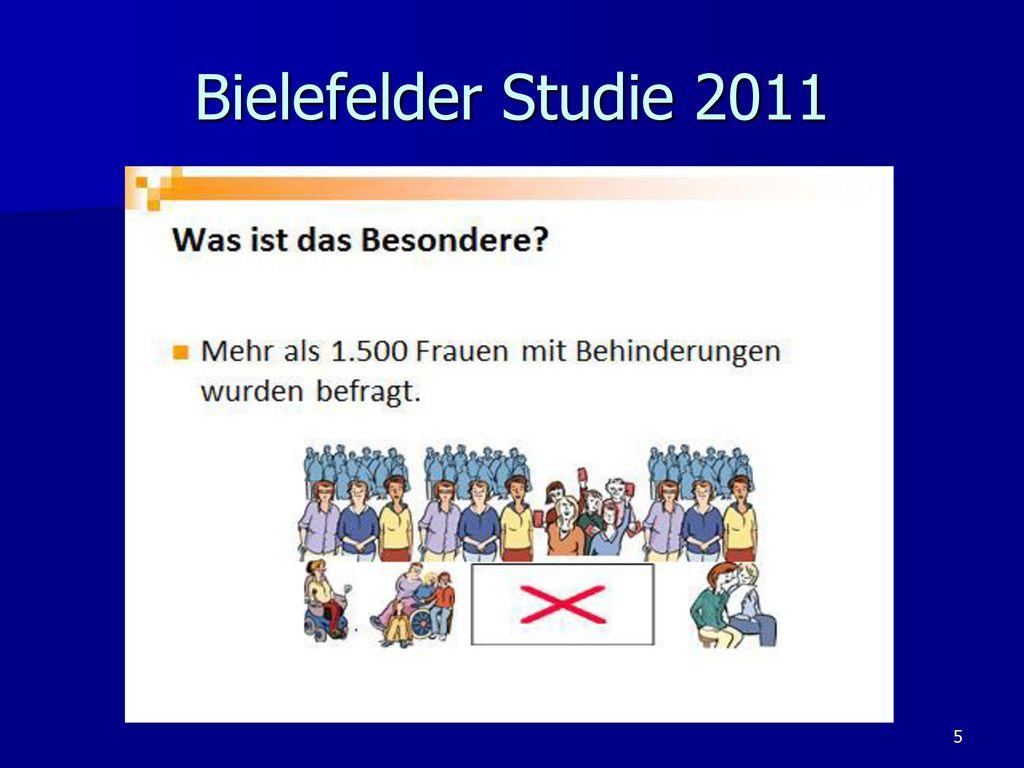 Bielefelder Studie 2011