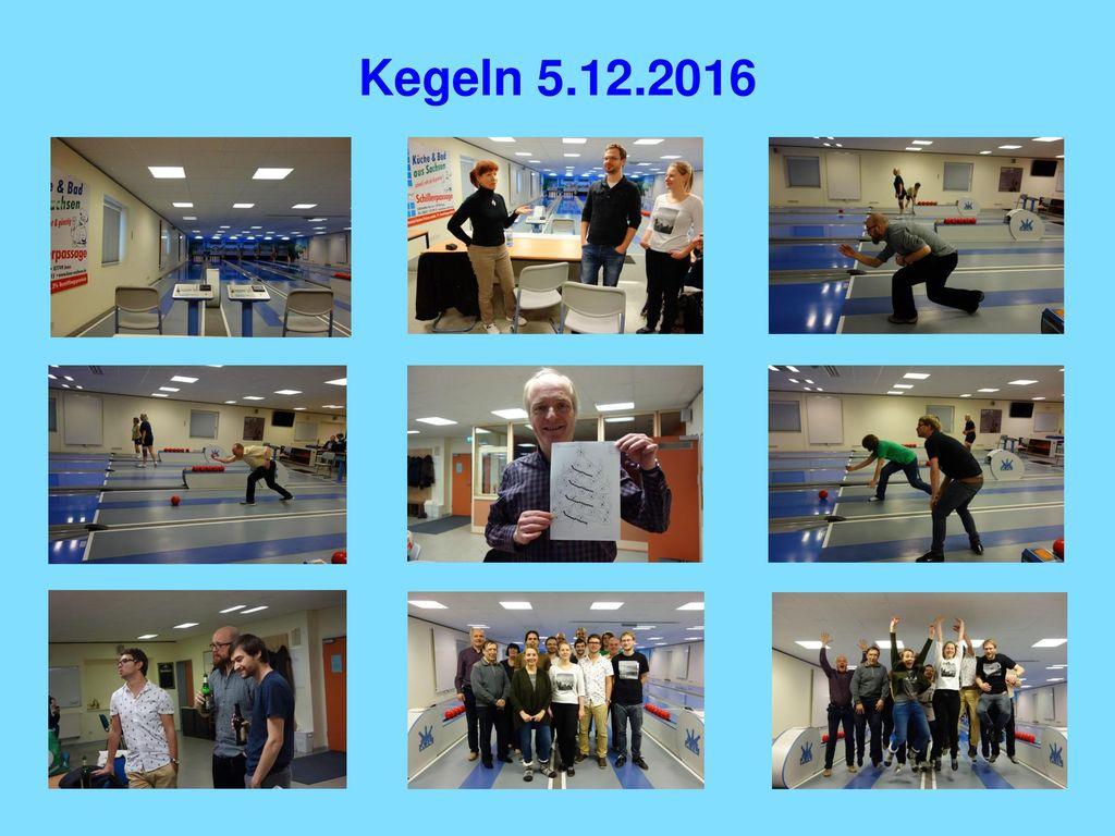 Kegeln 5.12.2016