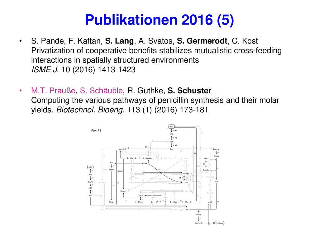 Publikationen 2016 (5)