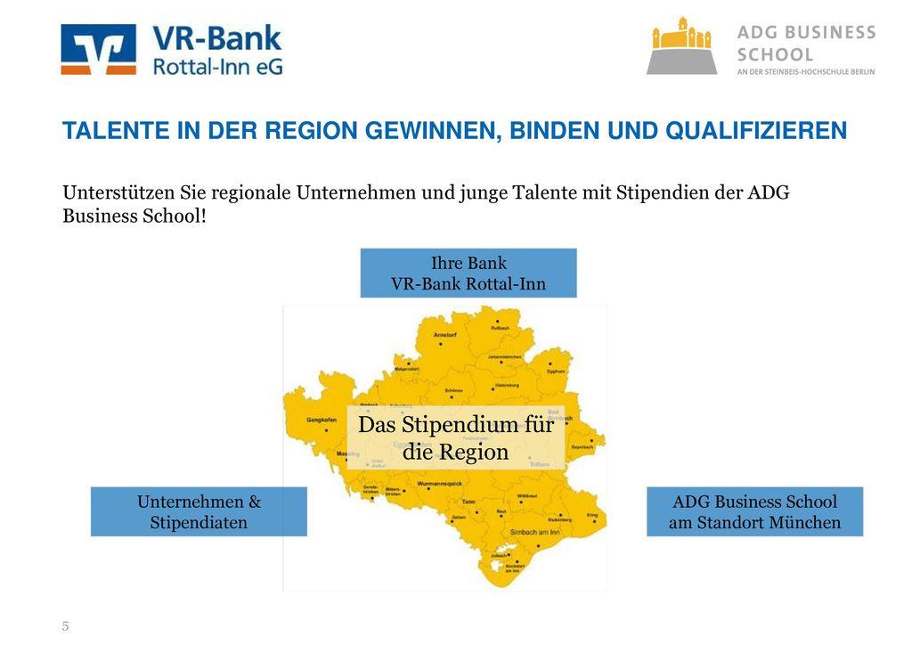 Talente in der Region gewinnen, binden und qualifizieren