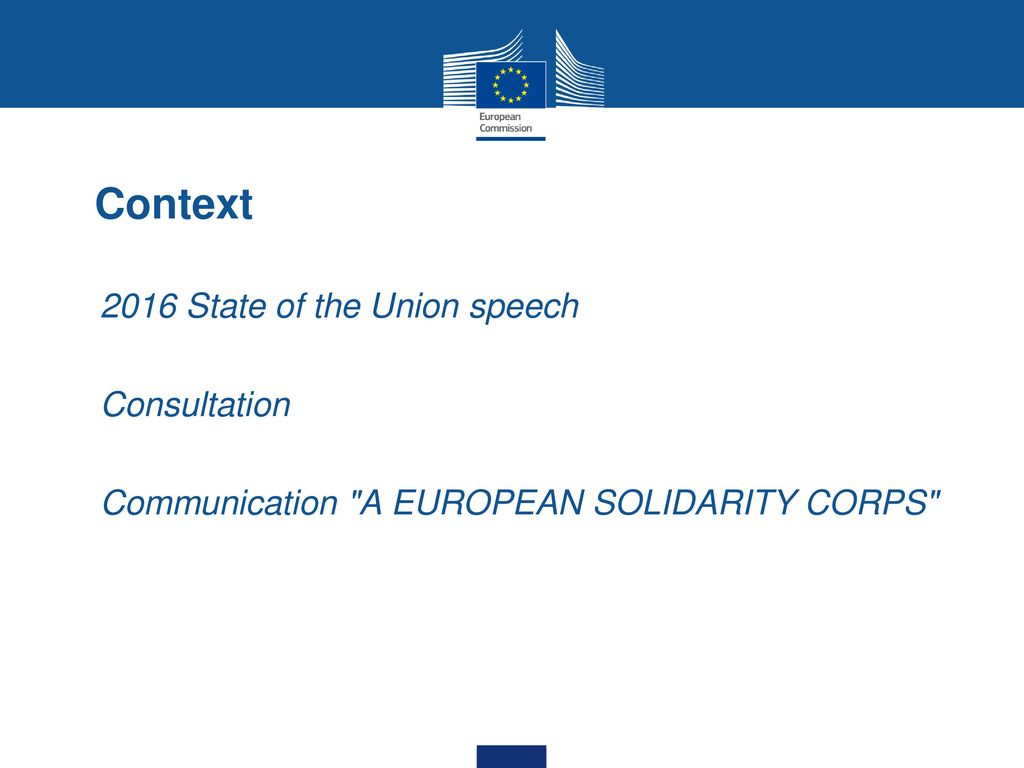 Context 2016 State of the Union speech Consultation