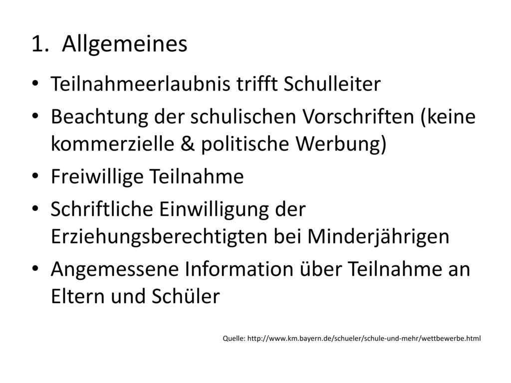 Agenda Allgemeines Gesellschaft Bundeswettbewerb Sprache Mathematik