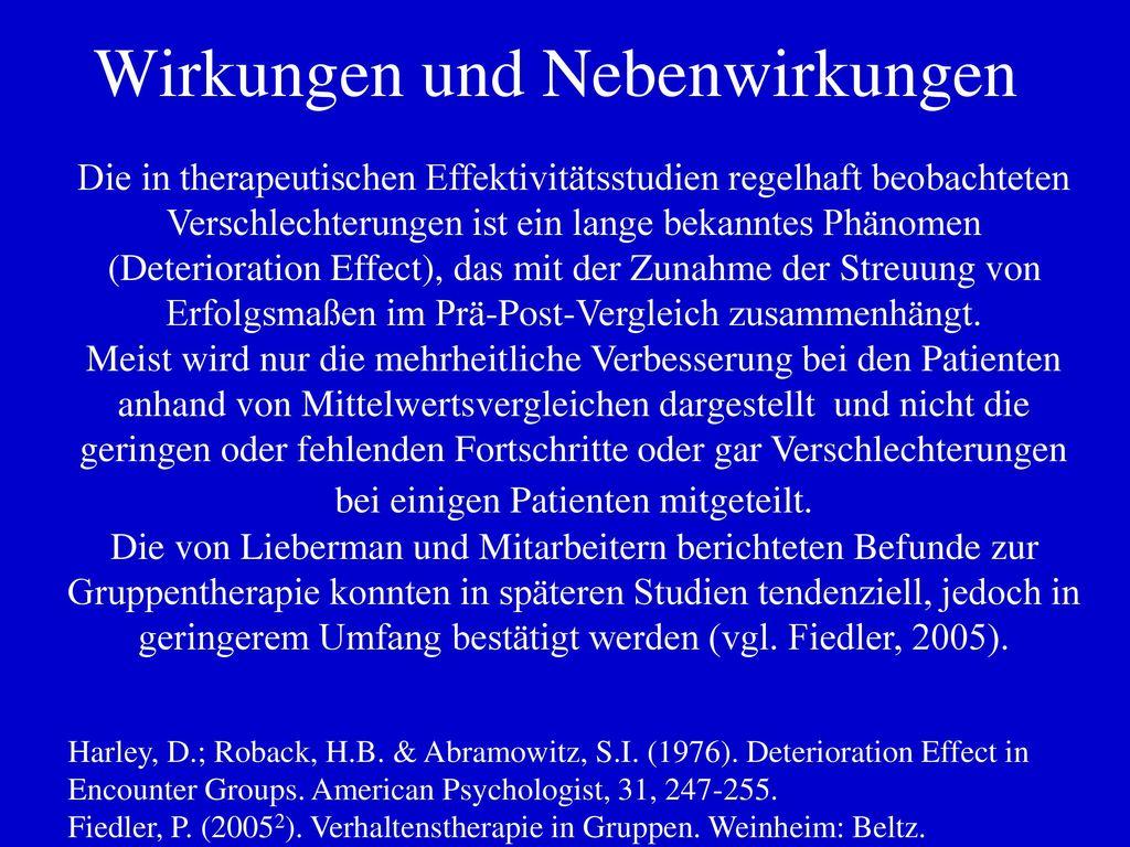 Notfälle Ablenkung / Flucht Negatives Denken / Gefühle