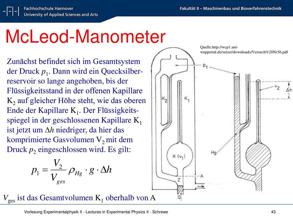 McLeod-Manometer Quelle:http://wcp1.uni-wuppertal.de/setzer/downloads/Versuch%20Nr56.pdf.