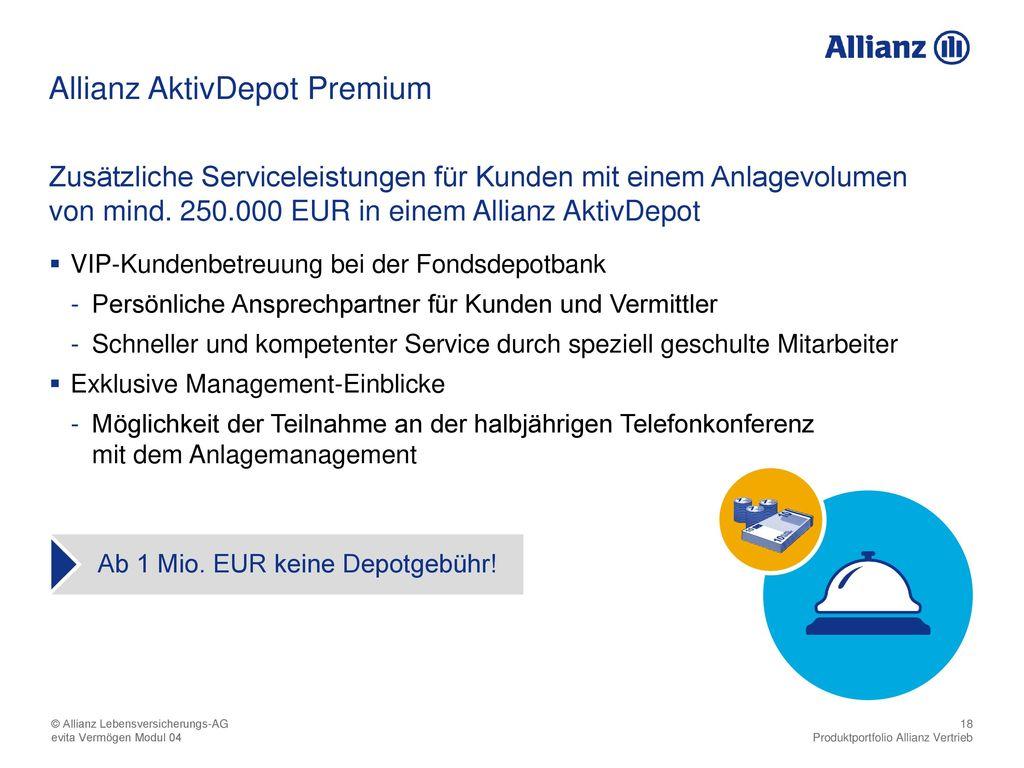 Allianz AktivDepot Premium