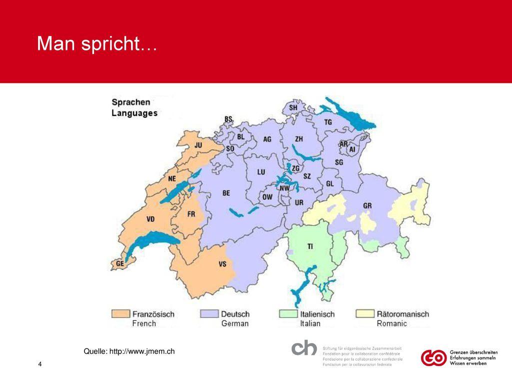 Man spricht… Quelle: http://www.jmem.ch