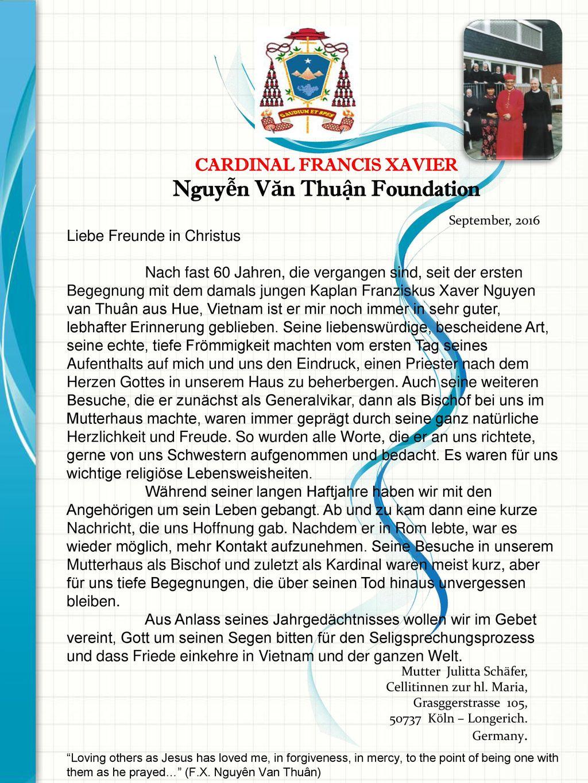 Nguyễn Văn Thuận Foundation