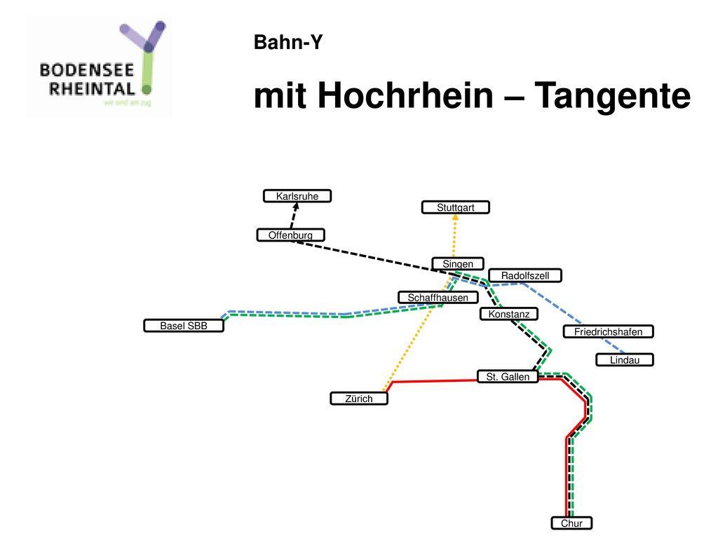mit Hochrhein – Tangente