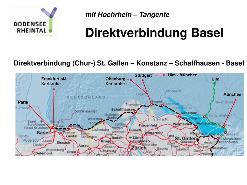 Direktverbindung Basel