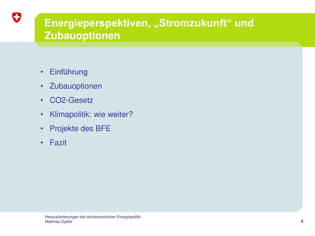"""Energieperspektiven, """"Stromzukunft und Zubauoptionen"""